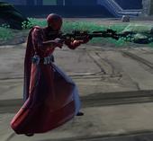 Imperial Guard in battle