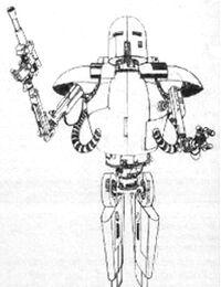 AD Armorer Droid-WEG
