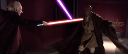 Coruscant Duel