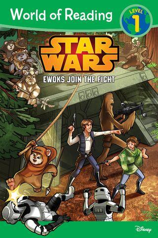 File:Disney Ewoks Join the Fight Cover.jpg