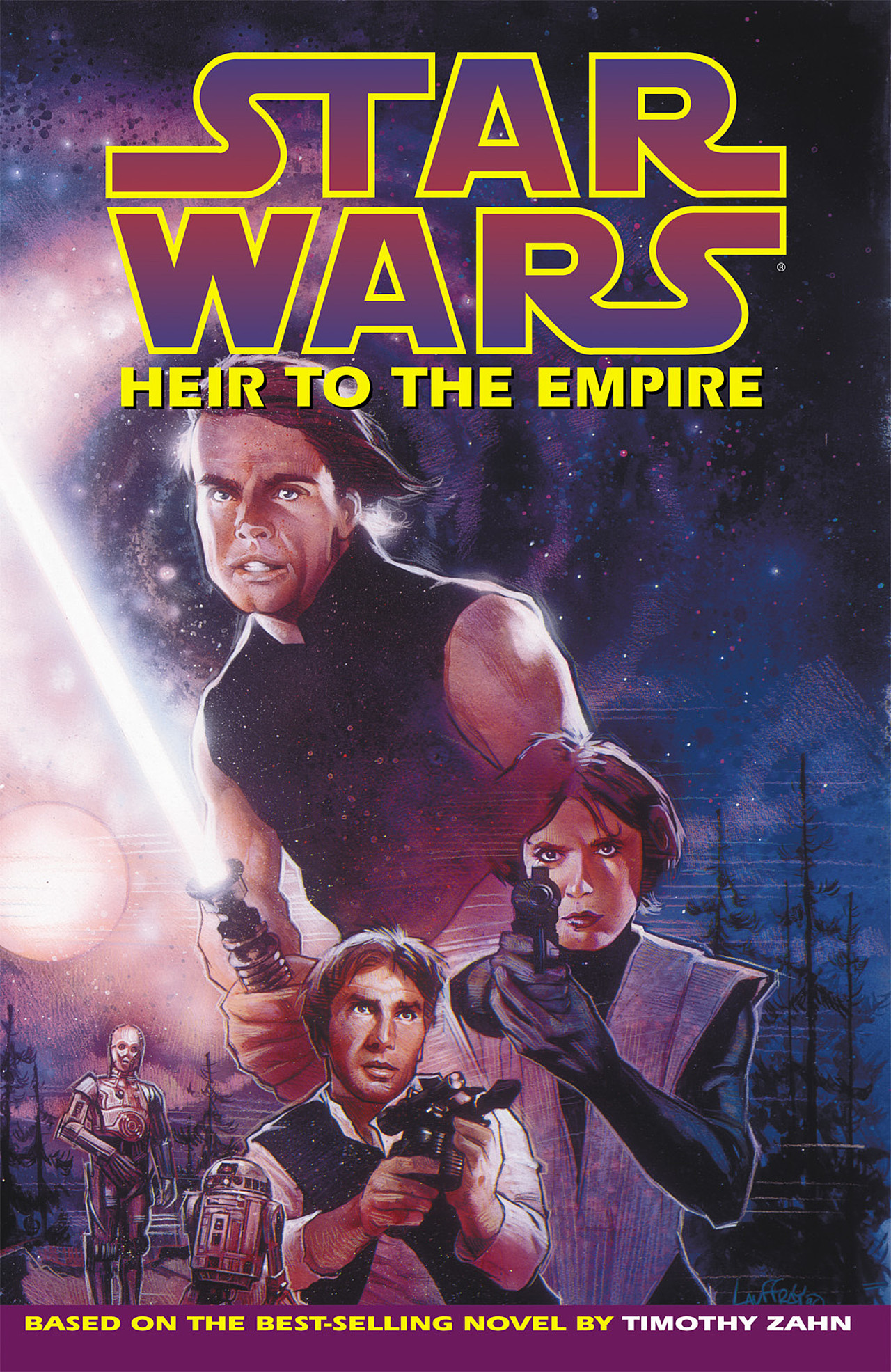 Heir To The Empire Comics Wookieepedia Fandom