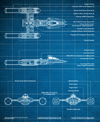 Y-wing blueprints