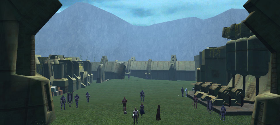 Mandalorian Outpost (Dxun) | Wookieepedia | Fandom powered ... |Star Wars Mandalorian Base