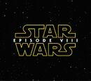Star Wars: Episod VIII The Last Jedi