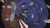 CW Space Battle end