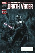 Star Wars Darth Vader Vol 1 4 2nd Printing Variant