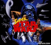 Super Star Wars Title