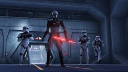 Inquisitor Loses Rebels