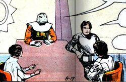 Lorn Prador meets the Rebels