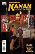 Star Wars Kanan Vol 1 1 Kilian Plunkett Variant