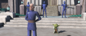 Valorum Yoda The Lost One
