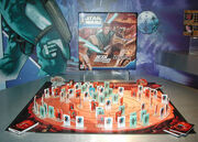 Jedi Unleashed board
