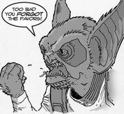Furlag angry