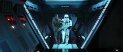 Finn and Poe Escape Finalizer
