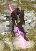 Zezkaiell lightsaber