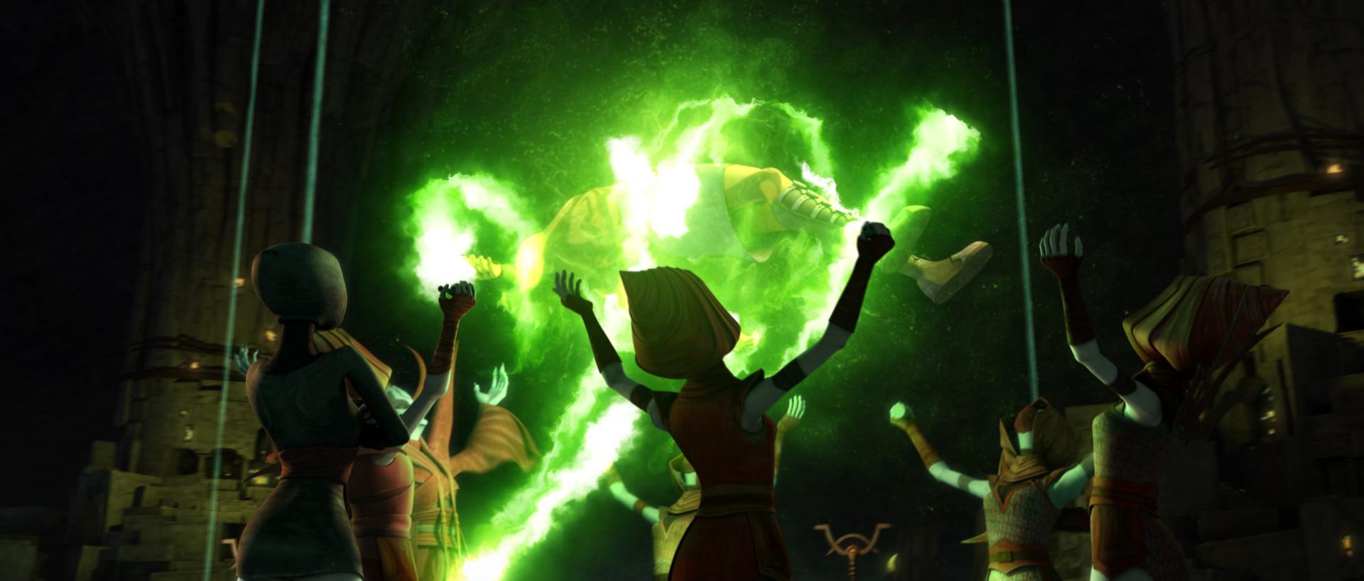 Dathomir Magic Wookieepedia Fandom Powered By Wikia