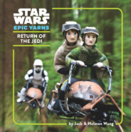Epic Yarns Return of the Jedi Cover