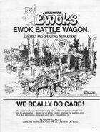 Battle wagon instruction manual