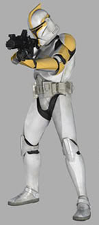 originals star wars 2 men yellow