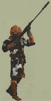 Kel Dor Sniper