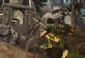 Forge Guardian climbing
