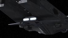 Shuttle and Cruiser