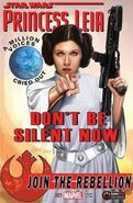 Star Wars Princess Leia Vol 1 1 GameStop Variant