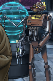 Doctor tactical droid
