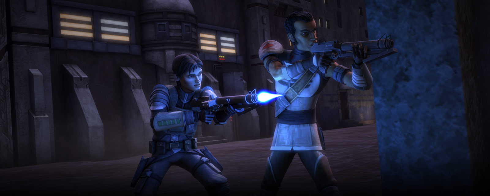 Star Wars: The Clone Wars - February 21st
