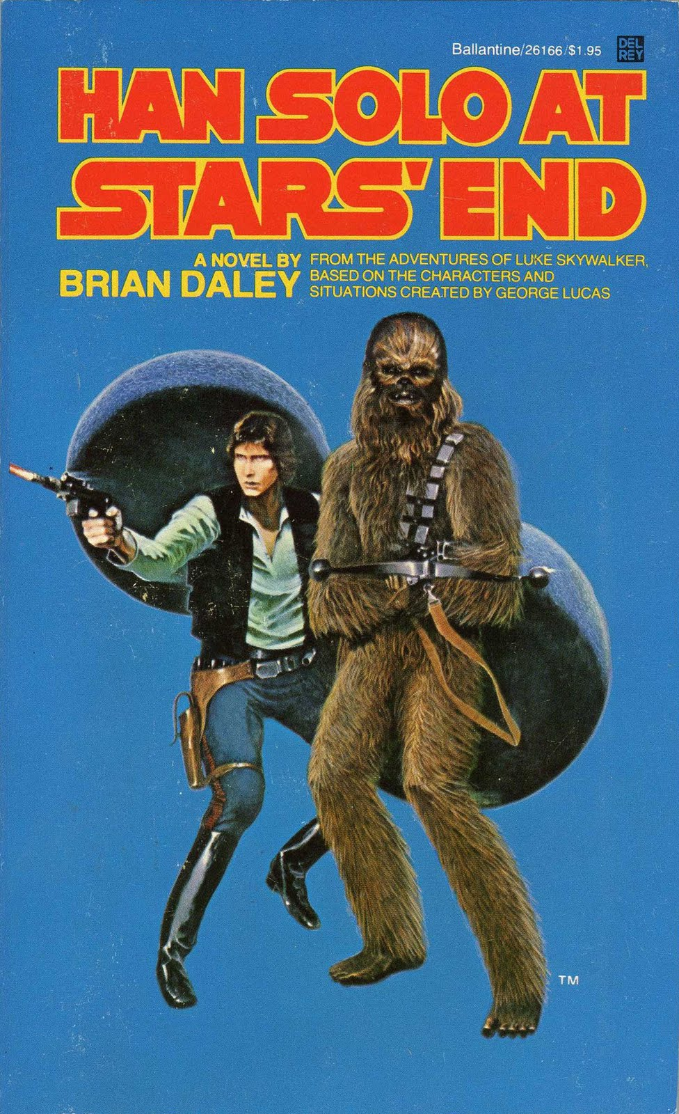 Image result for Han Solo at Stars' End