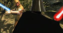 Kento vs Vader