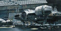 Falcon-hangar