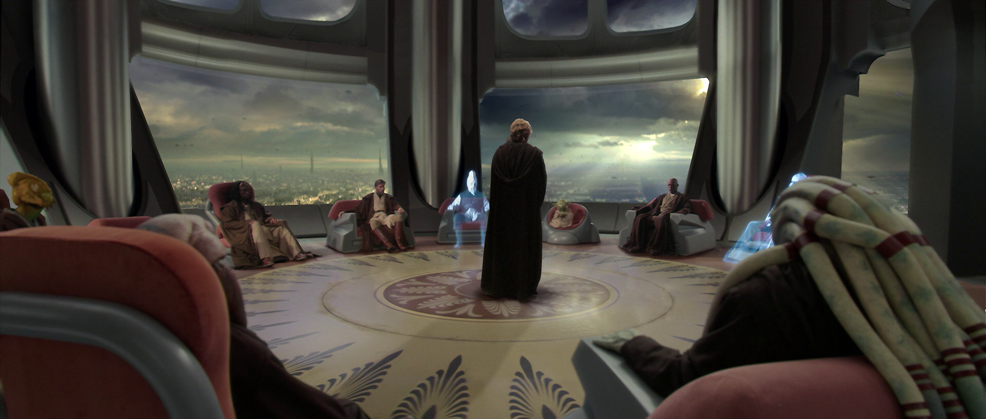 Jedi High Council | Wookieepedia | Fandom powered by Wikia