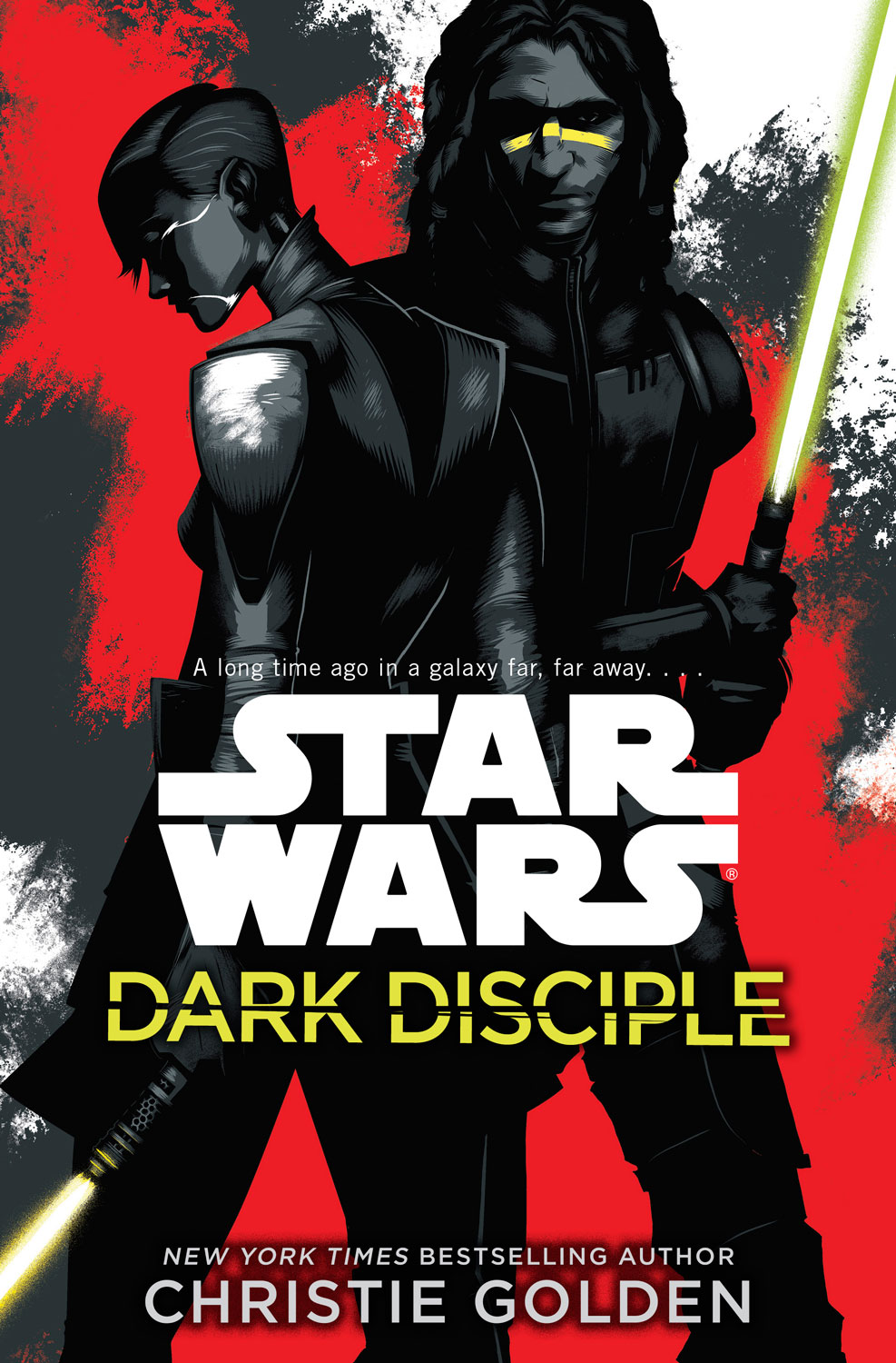 Image result for dark disciple star wars