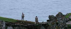 Luke Skywalker Found TFA