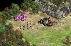 Cretacian crashed