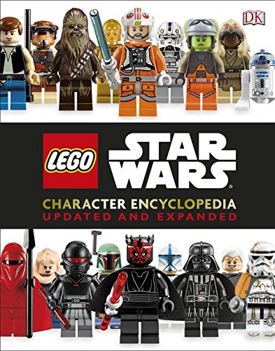lego star wars character encyclopedia updated and