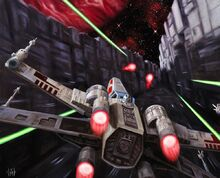 Proton torpedoes X-wing miniatures game