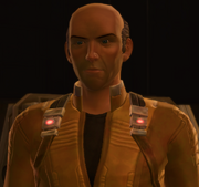 Minister of Intelligence Galactic War