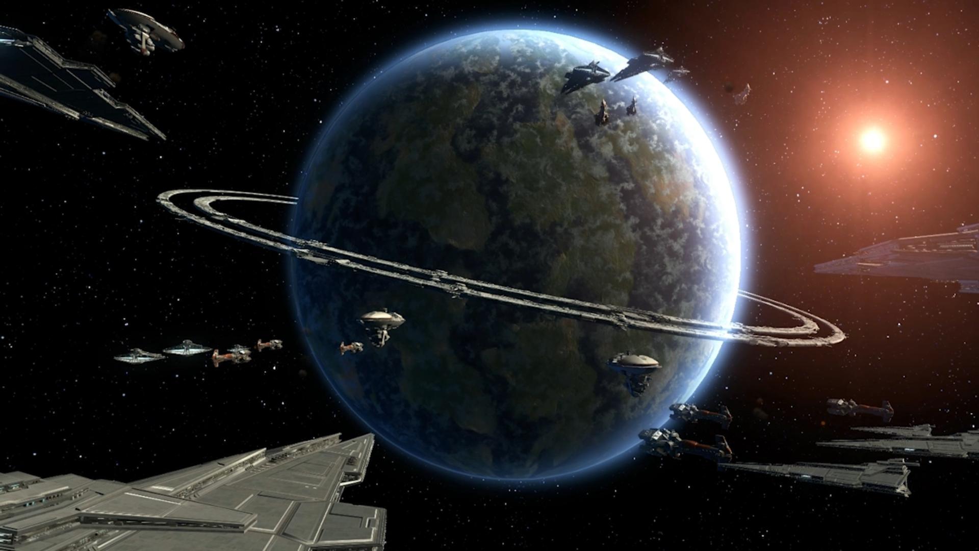 Battle of Kuat  (Galactic War)Fan Feed
