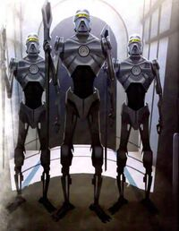 K4 Security droids