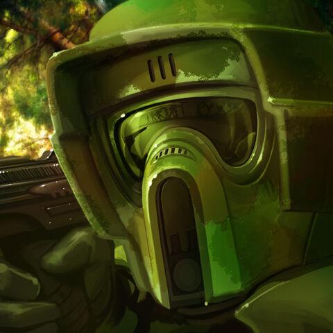 File:Swamp trooper SWG Galactic hunters by Shoemaker.jpg