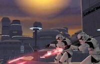 Stormtroopers CloudCity