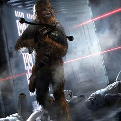 Chewbacca SWGTCG