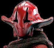 Plasteel mask