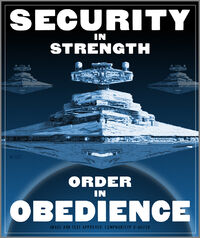 Strength and Obedience propaganda