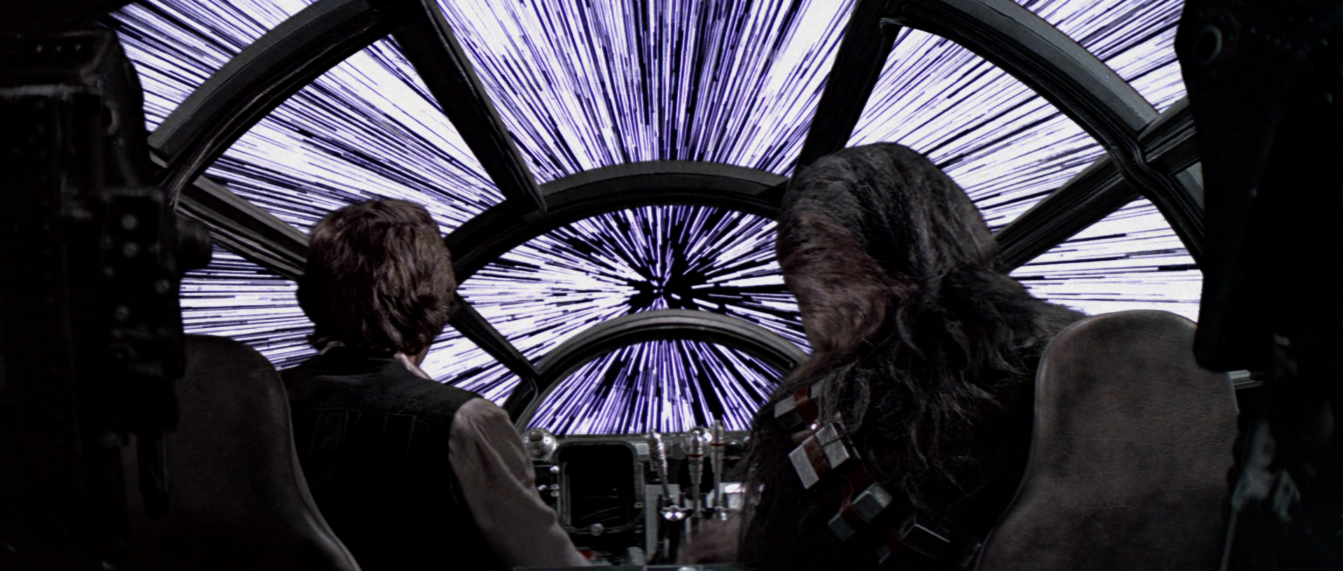 Image result for warp speed star wars
