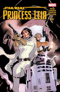 Princess Leia 3 cover