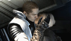 Starkiller Eclipse smooch