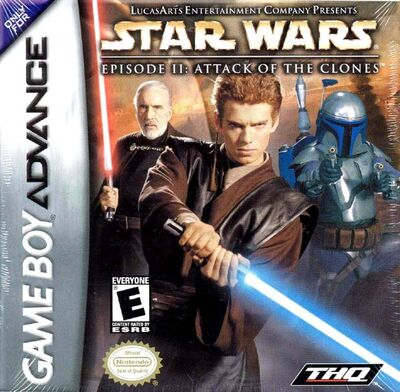 Star Wars Clone Wars Video Game Clones Video Game Cover